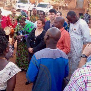 23 mai, comité de pilotage de l'EM FEST, festival départemental autour de la culture malienne (1er au 10 février 2019).